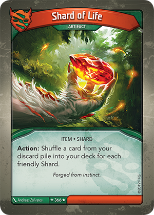 Card image for Shard of Life