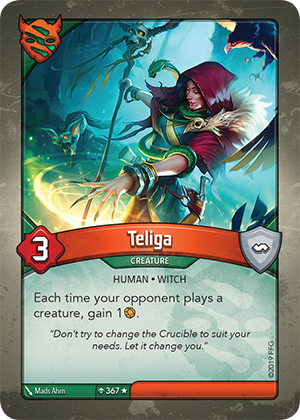 Card image for Teliga