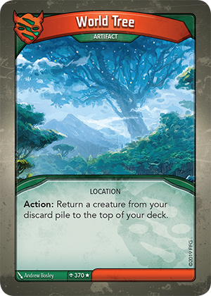 Card image for World Tree